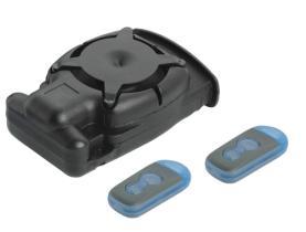 Metasystem ABM0018 - Alarma de Moto Def-Com 3
