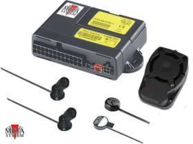 Metasystem 396500009 - Alarma modular EasyCan EVO  Digital S/Autoalimentar M03