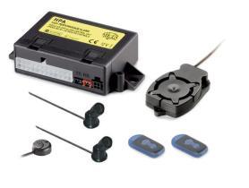 Metasystem 395500003 - Alarma modular con 2 mandos  HPA EVO 3.5 (M03)