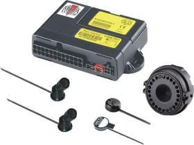 Alarma con mandos a distancia  Metasystem