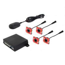 Sensores de aparcamiento  Metasystem