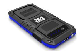 MINIBAT MB-POCKVR - Minibatt profesional arrancador de baterias de 12V / 24V