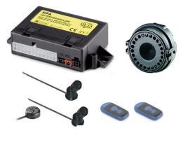 Metasystem 395500004 - Alarma con 2 mandos  HPA EVO 3.5 (M03)