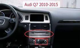 NAVEGADORES OEM AUDI-14-ANDROID-PRO - Audi A6 C6/4F (2010 a 2011)
