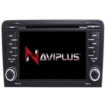 NAVEGADORES OEM AUDI-01-ANDROID - Radio Navega. 2 DIN Android / incluye Carplay & Android Auto